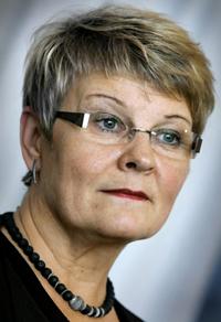 Maud Olofsson hyllning till invandrarna