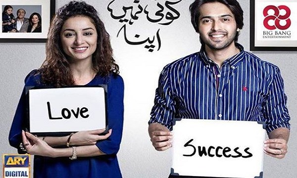 Koi Nahin Apna Episode 20 on ARY Digital 20th August 2014