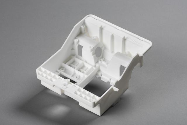 A complex part 3D printed with the Rize One. (Image courtesy of Rize.)