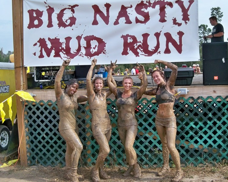 muddy signs
