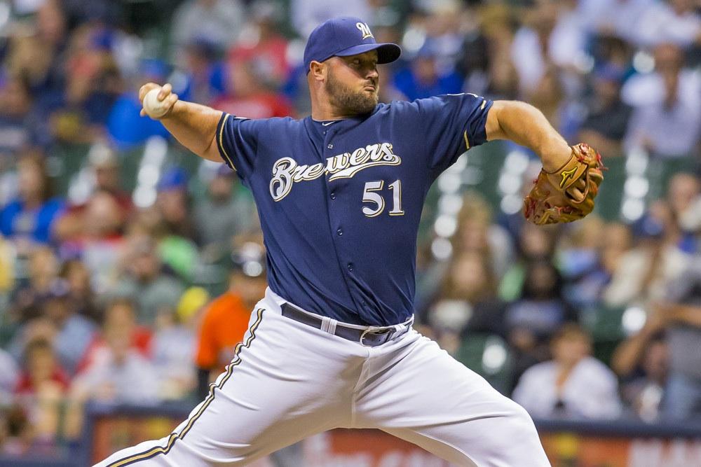 MLB: SEP 10 Marlins at Brewers
