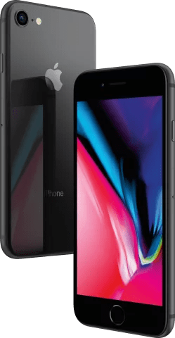 Apple iPhone 8 from XFINITY Mobile in Space Gray
