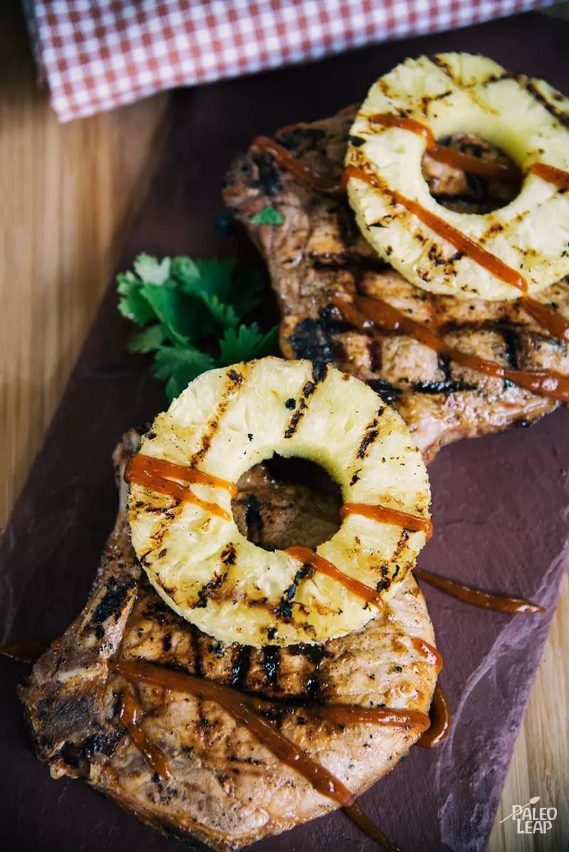 Fullsize Of Pineapple Pork Chops