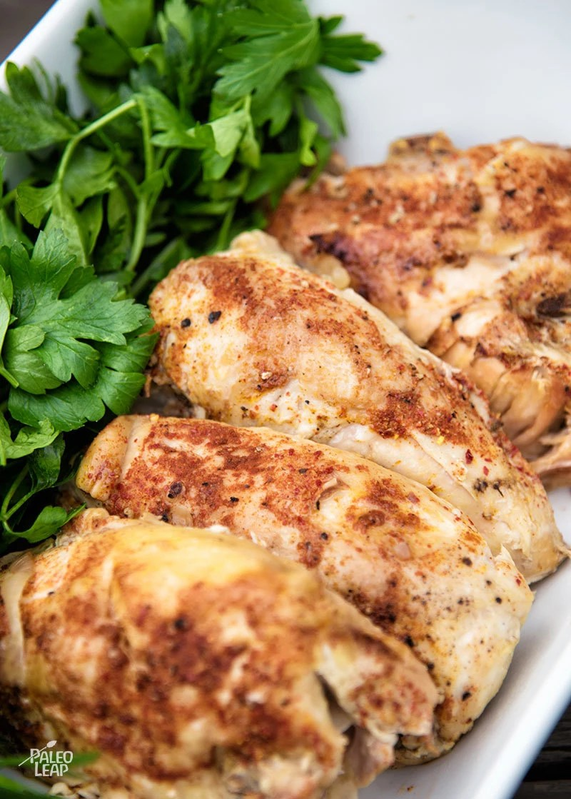 Large Of Slow Cooker Chicken Breast