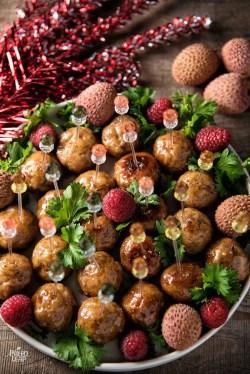 Clever Glazed Turkey Meatballs Glazed Turkey Meatballs Paleo Leap Asian Turkey Meatballs Damn Delicious Asian Turkey Meatballs Recipe