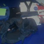 Vorbereitung der Klamotten abgeschlossen: Tasche packen