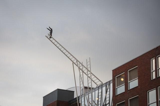 Инсталляция, Амстердам 2012