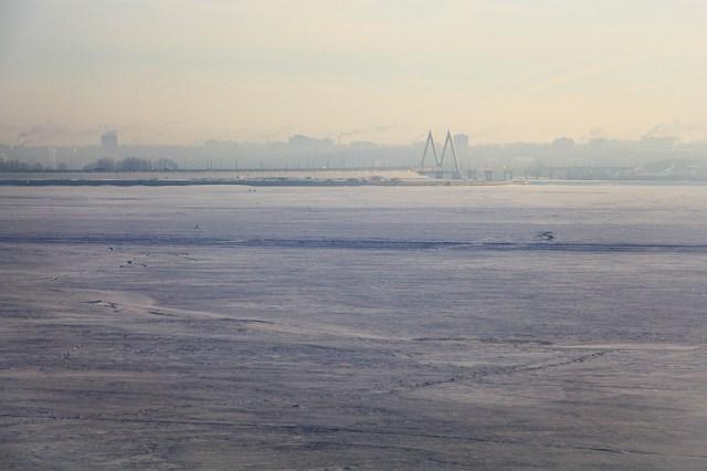 Мост Монтимера Шаймиева, Казань 2012