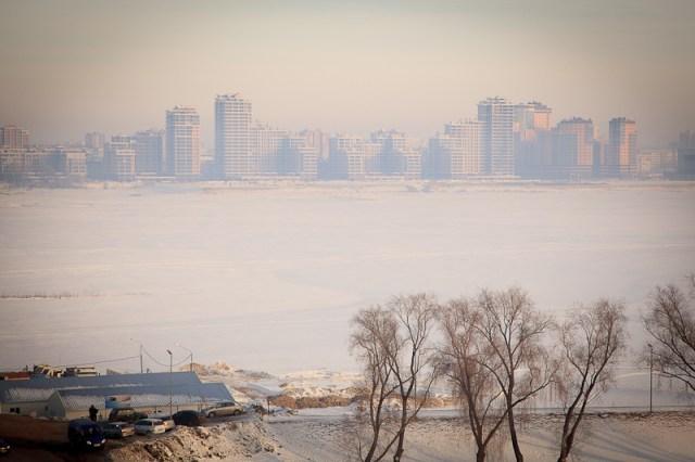 Волга, Казань 2012