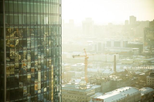 Город смотрит в зеркала, Афонин Дмитрий, 2012