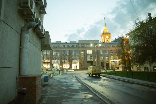 Промежутки Екатеринбурга, Афонин Дмитрий, 2012