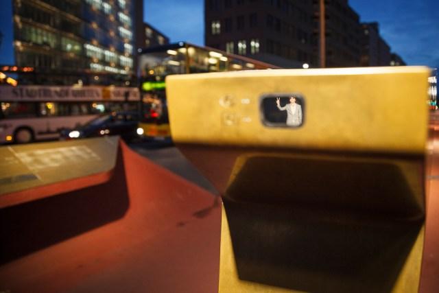 Аллея Звезд на Постдамер Плац, достопримечательности Берлина