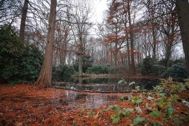 Парк Тиргартен, достопримечательности Берлина