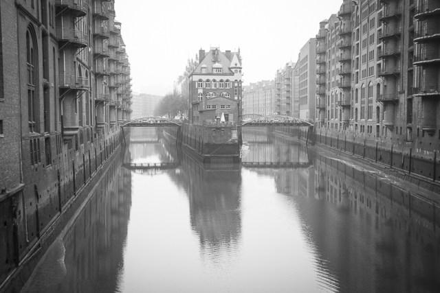 Каналы и мосты. Гамбург, 2012