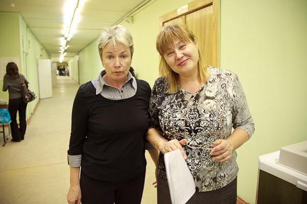 Выборы в госдуму 2012, 4 декабря. Председставители УИК