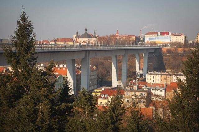 Нусельский мост, Прага