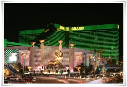 LasVegas-MGMgrand The world tour guide