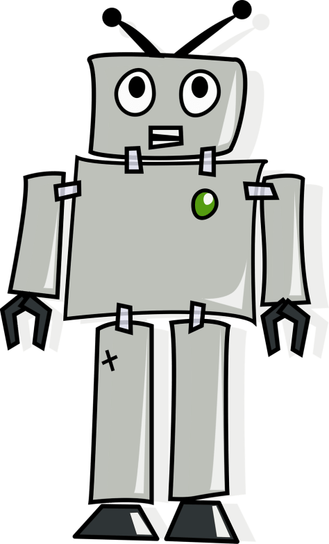 Generic robot drawing