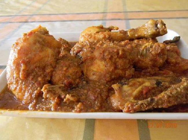 Ayam Bercili Masak Ketumbar