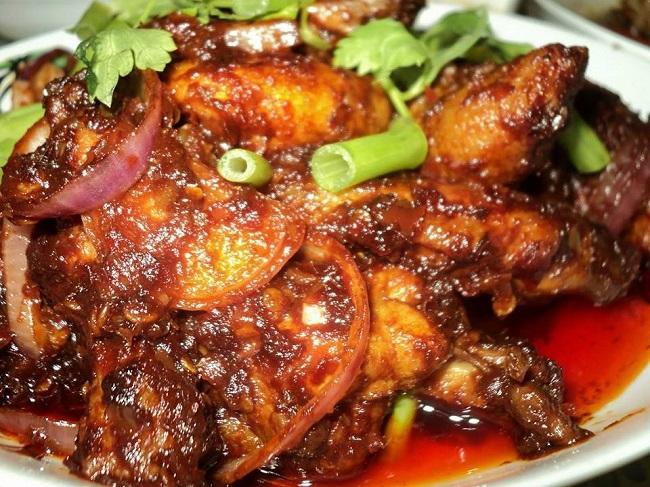 Ayam Masak Cili Taucu