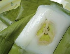 cara membuat kue pisang tepung beras kenyal