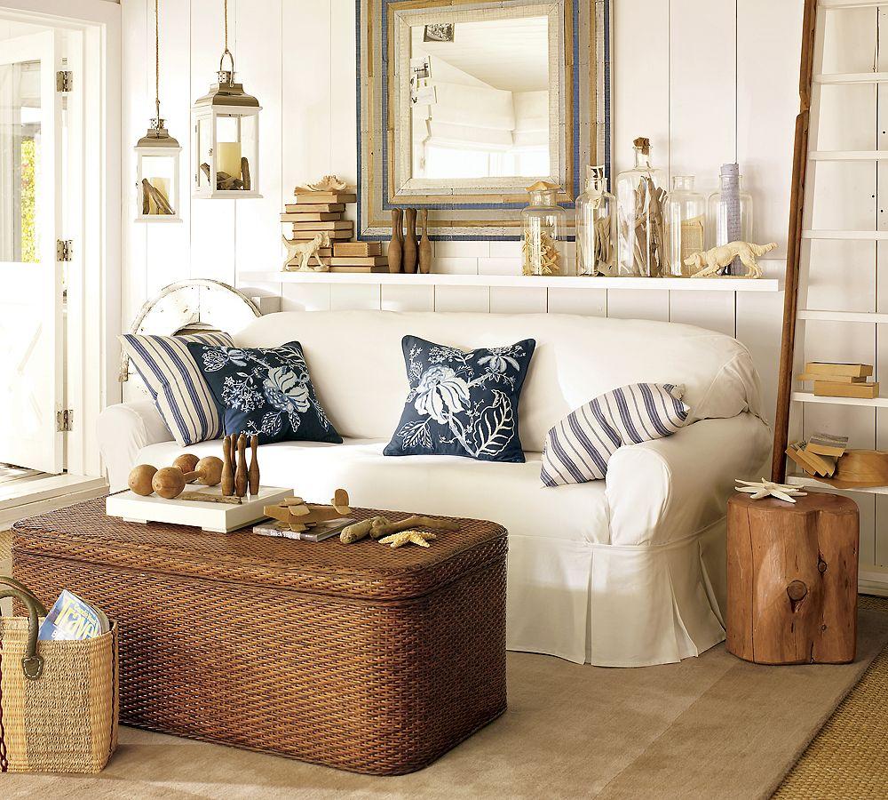 beach house decor ideas beachy kitchen table Beach House Decor