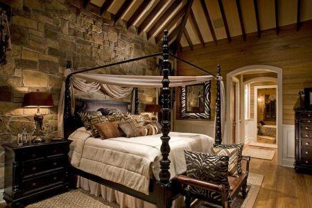 rustic bedrooms design