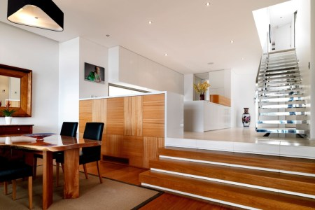 home interior design wood