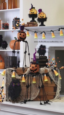 Small Of Halloween Home Decor