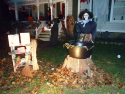 Small Of Outdoor Halloween Decorations