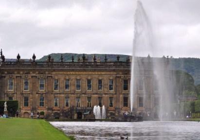 Chatsworth House - Jane Austen's model for Pemberley