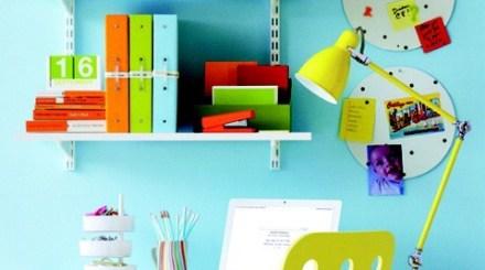 Dar Odalara Çalışma Masası Tasarımları (21)