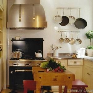 Küçük Mutfak Tasarımları (11)