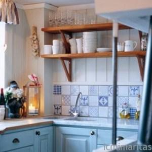 Küçük Mutfak Tasarımları (12)