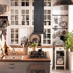 Küçük Mutfak Tasarımları (14)