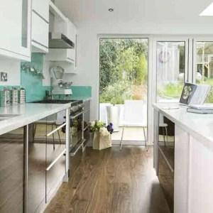 Küçük Mutfak Tasarımları (20)