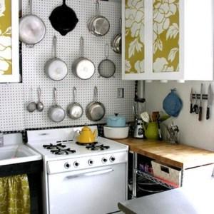 Küçük Mutfak Tasarımları (3)
