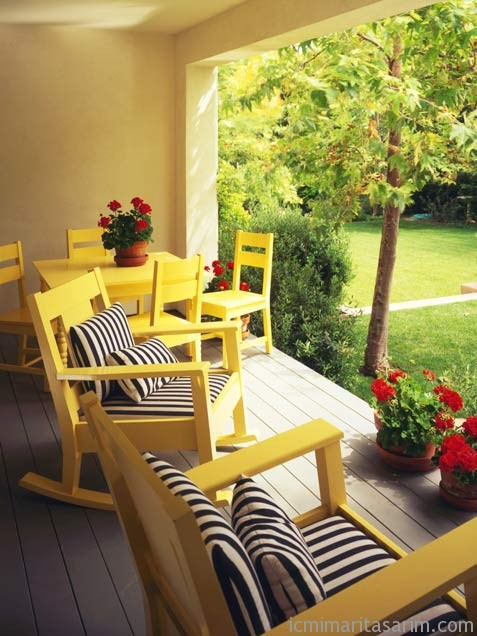 Mükemmel Bahçe Düzenlemeleri (9)