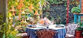 35 Farklı Bahçe Dekorasyonu