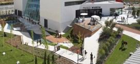 Würth La Rioja Müzesi Çevre Tasarımı