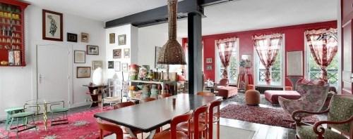 Fransız Stili Ev-Villa-Apart Daire Tasarımları