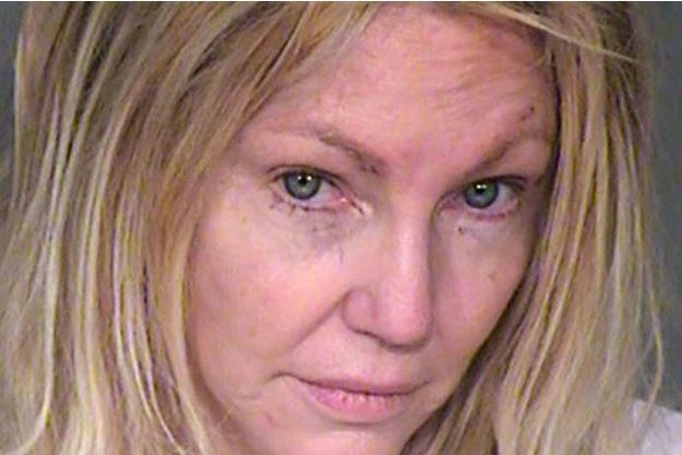 Heather Locklear  intern    e apr    s une tentative de suicide