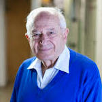 Portrait of Raphael Mechoulam
