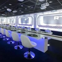 Nouveau restaurant Studio 887: immersion dans un film à 360°