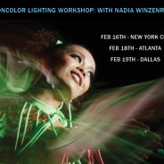 Improve Your Lighting Techniques and Creativity with the Upcoming Broncolor Workshops