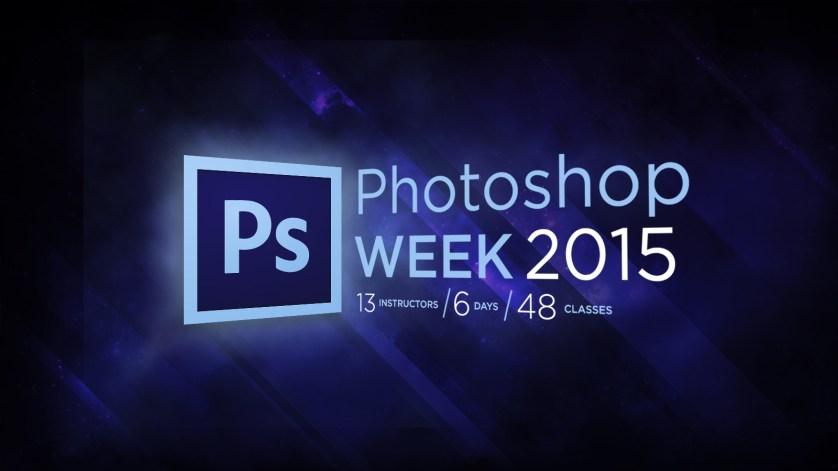 creative live photoshop week