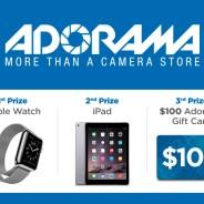 Adorama is Giving Away an Apple Watch
