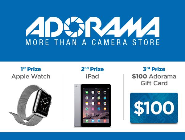 adorama apple watch contest