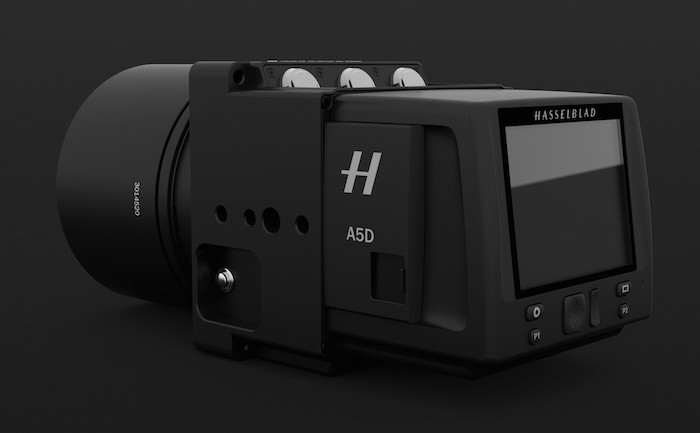 Hasselblad A5D Aerial Photography Camera 2