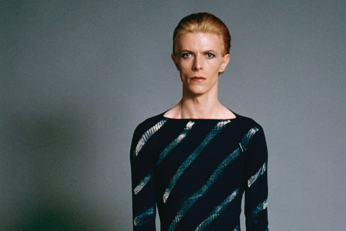 Inside David Bowie's Most Iconic Photoshoot